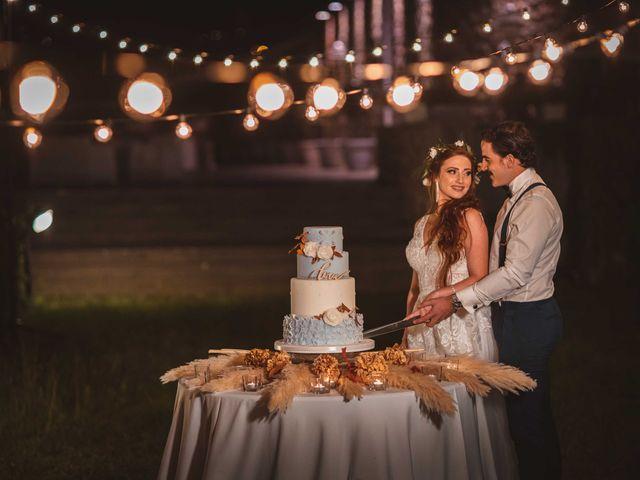 Il matrimonio di Fabrizio e Laura a Civitavecchia, Roma 54