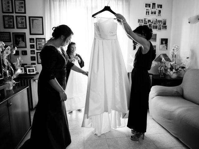 Il matrimonio di Andrea e Alessandra a Cantù, Como 4