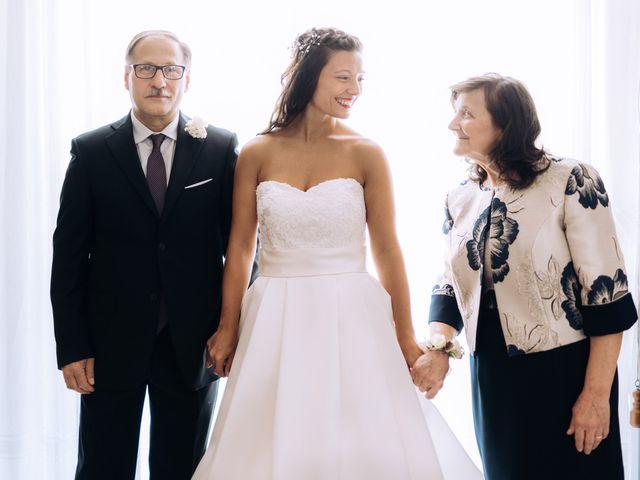Il matrimonio di Andrea e Alessandra a Cantù, Como 14