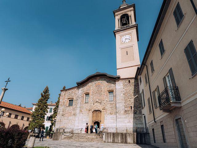 Il matrimonio di Andrea e Alessandra a Cantù, Como 15