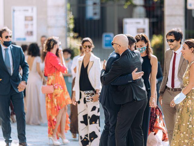 Il matrimonio di Andrea e Alessandra a Cantù, Como 17