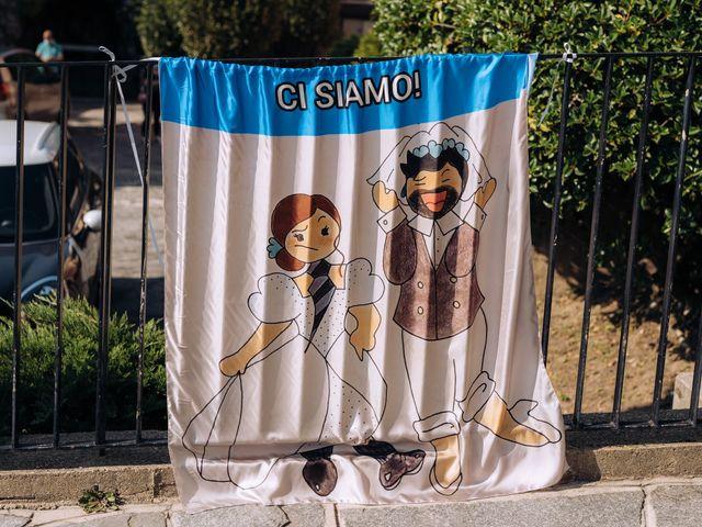 Il matrimonio di Andrea e Alessandra a Cantù, Como 21