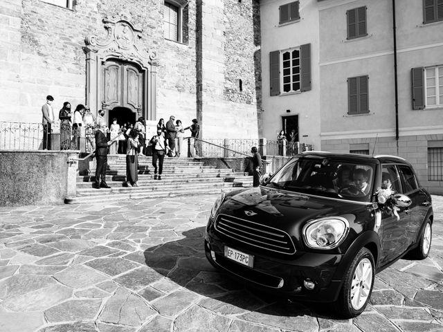 Il matrimonio di Andrea e Alessandra a Cantù, Como 23