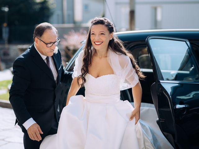Il matrimonio di Andrea e Alessandra a Cantù, Como 26