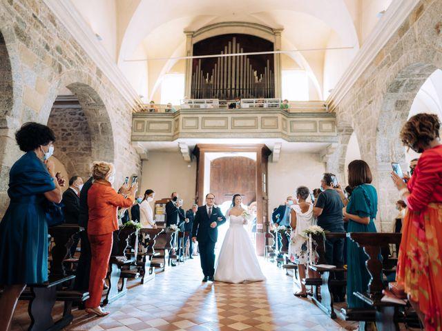 Il matrimonio di Andrea e Alessandra a Cantù, Como 28