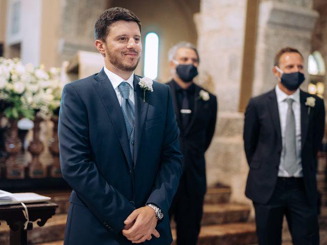 Il matrimonio di Andrea e Alessandra a Cantù, Como 29