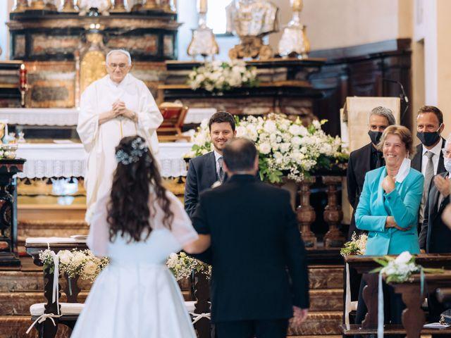 Il matrimonio di Andrea e Alessandra a Cantù, Como 30