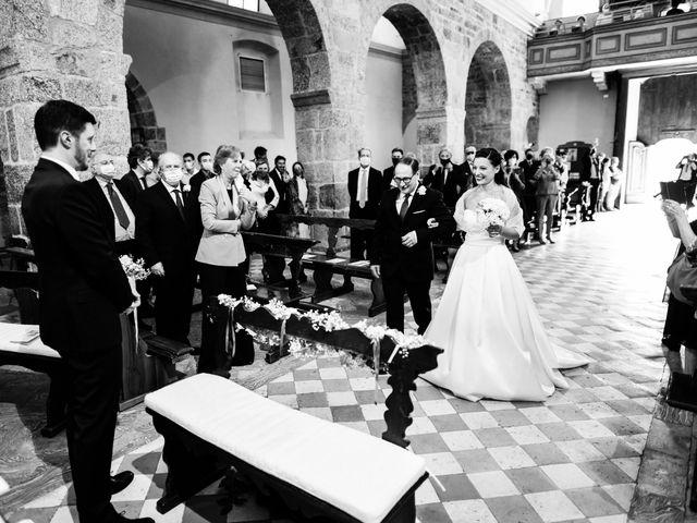 Il matrimonio di Andrea e Alessandra a Cantù, Como 31