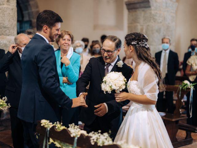 Il matrimonio di Andrea e Alessandra a Cantù, Como 32