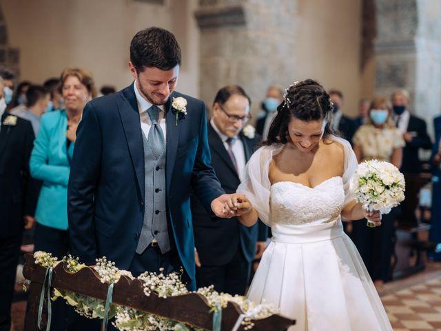 Il matrimonio di Andrea e Alessandra a Cantù, Como 33