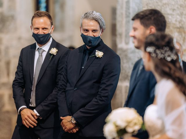 Il matrimonio di Andrea e Alessandra a Cantù, Como 34