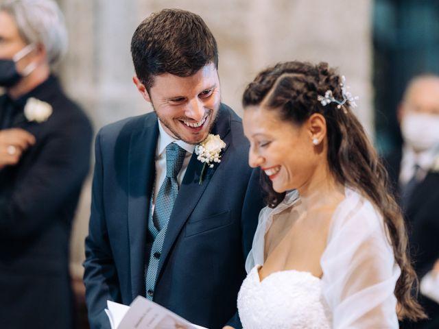 Il matrimonio di Andrea e Alessandra a Cantù, Como 35