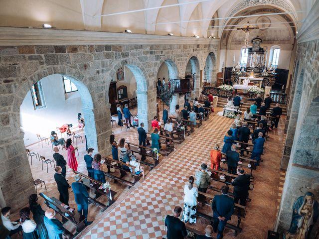 Il matrimonio di Andrea e Alessandra a Cantù, Como 36