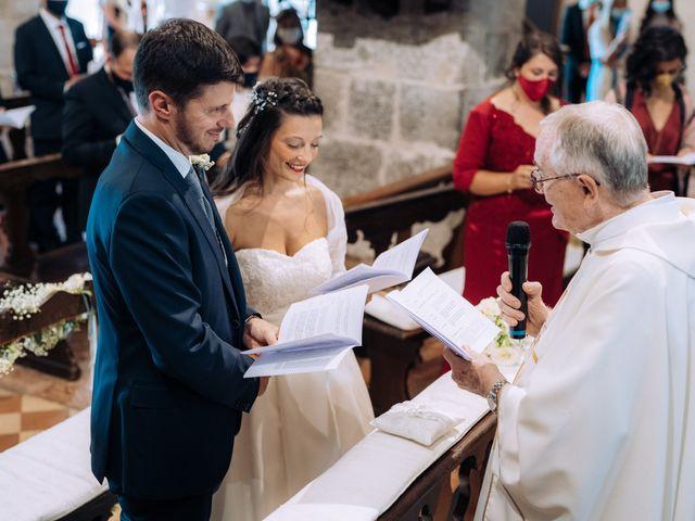 Il matrimonio di Andrea e Alessandra a Cantù, Como 37