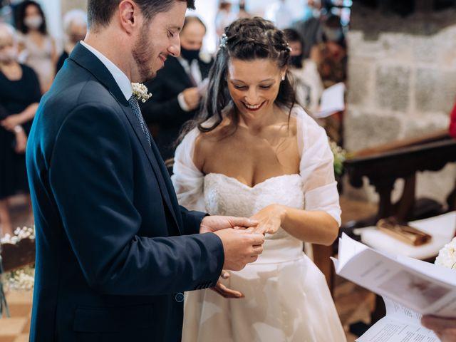 Il matrimonio di Andrea e Alessandra a Cantù, Como 39