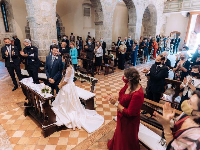Il matrimonio di Andrea e Alessandra a Cantù, Como 40