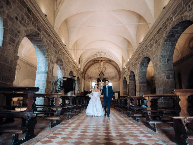 Il matrimonio di Andrea e Alessandra a Cantù, Como 41