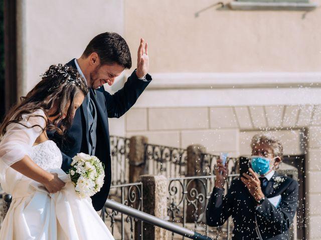 Il matrimonio di Andrea e Alessandra a Cantù, Como 44