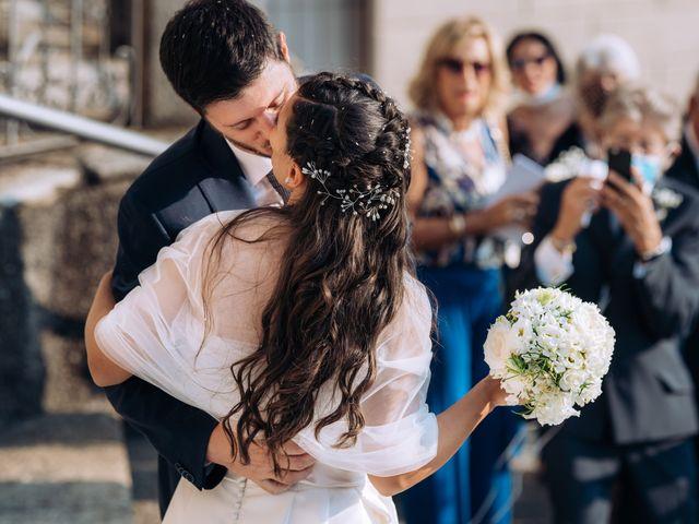 Il matrimonio di Andrea e Alessandra a Cantù, Como 45