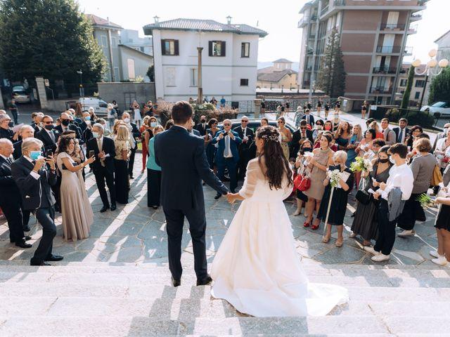 Il matrimonio di Andrea e Alessandra a Cantù, Como 46