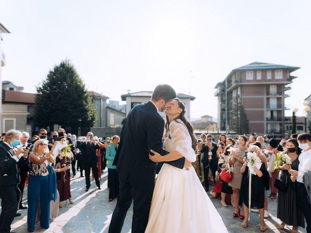 Il matrimonio di Andrea e Alessandra a Cantù, Como 48