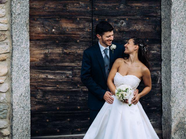 Il matrimonio di Andrea e Alessandra a Cantù, Como 49