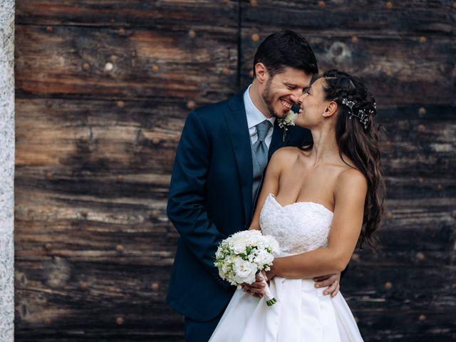 Il matrimonio di Andrea e Alessandra a Cantù, Como 50