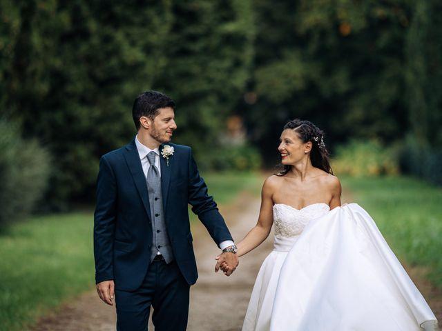 Il matrimonio di Andrea e Alessandra a Cantù, Como 55
