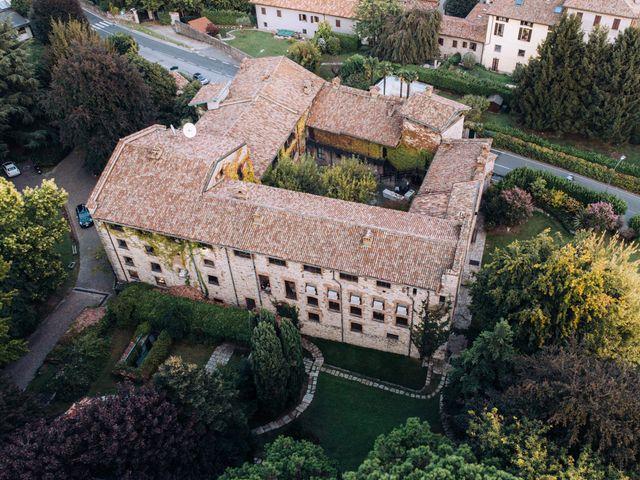 Il matrimonio di Andrea e Alessandra a Cantù, Como 57