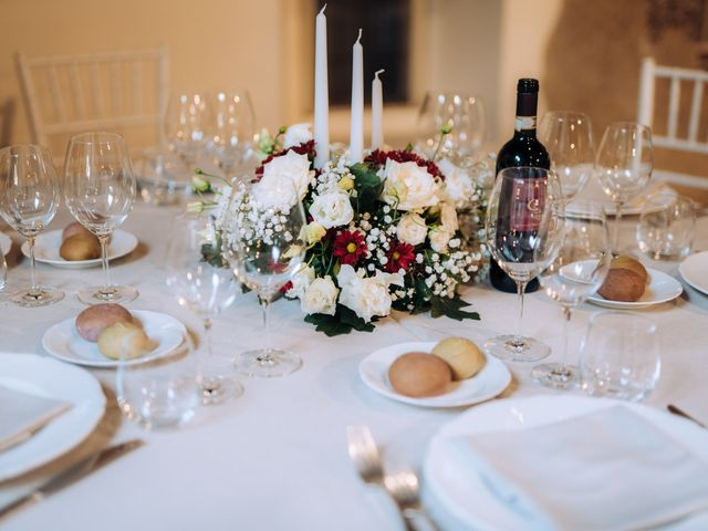 Il matrimonio di Andrea e Alessandra a Cantù, Como 60