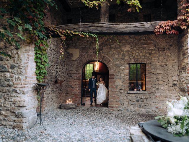 Il matrimonio di Andrea e Alessandra a Cantù, Como 62