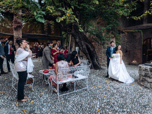 Il matrimonio di Andrea e Alessandra a Cantù, Como 63