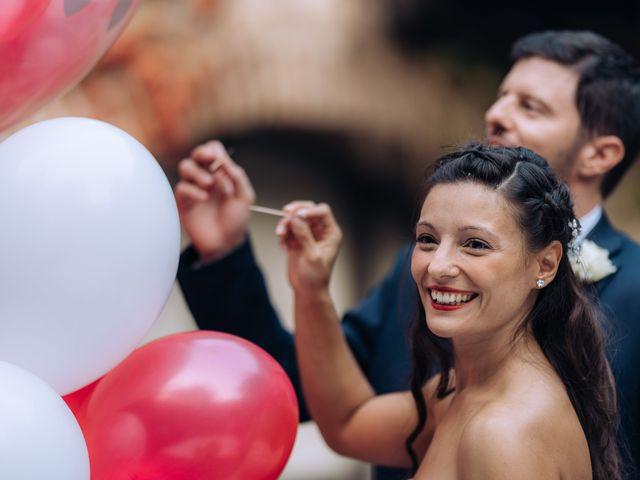 Il matrimonio di Andrea e Alessandra a Cantù, Como 64