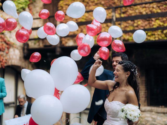 Il matrimonio di Andrea e Alessandra a Cantù, Como 65