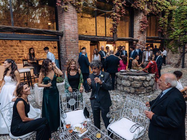 Il matrimonio di Andrea e Alessandra a Cantù, Como 66