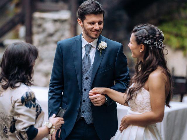 Il matrimonio di Andrea e Alessandra a Cantù, Como 67