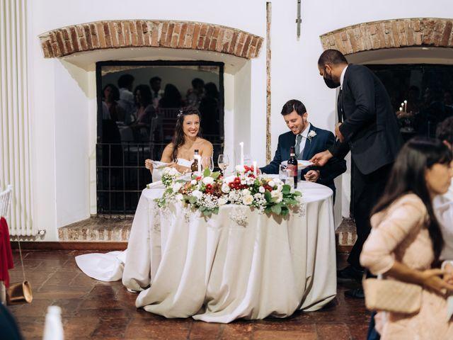 Il matrimonio di Andrea e Alessandra a Cantù, Como 72