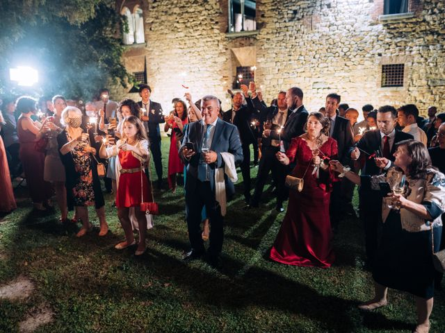 Il matrimonio di Andrea e Alessandra a Cantù, Como 77