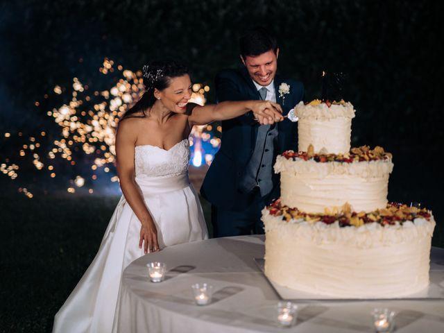Il matrimonio di Andrea e Alessandra a Cantù, Como 79