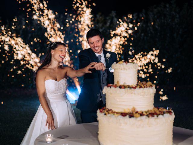 Il matrimonio di Andrea e Alessandra a Cantù, Como 80