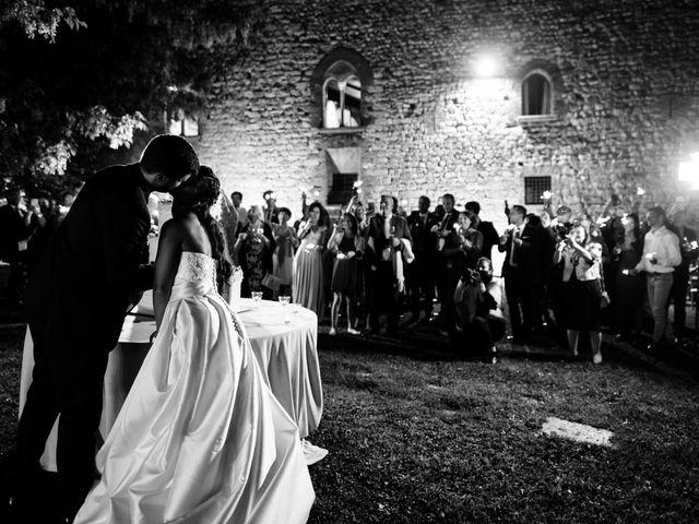 Il matrimonio di Andrea e Alessandra a Cantù, Como 81
