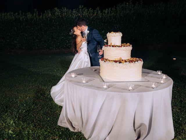 Il matrimonio di Andrea e Alessandra a Cantù, Como 83