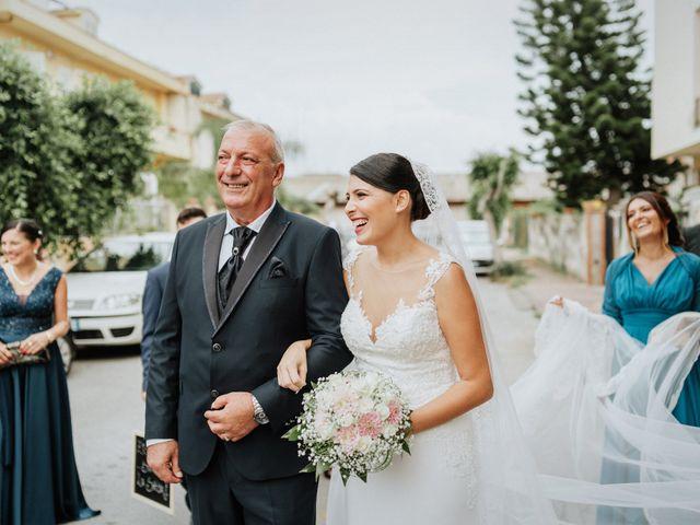 Il matrimonio di Manuel e Rossella a Milazzo, Messina 6