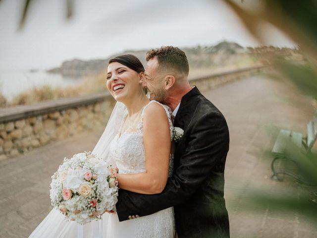 Le nozze di Rossella e Manuel