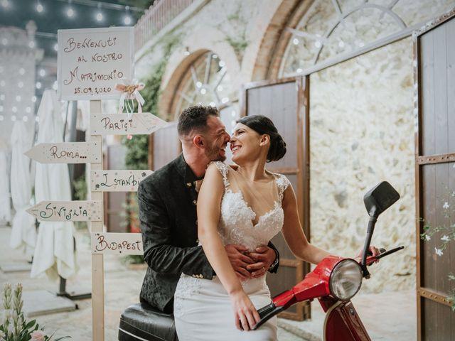 Il matrimonio di Manuel e Rossella a Milazzo, Messina 16