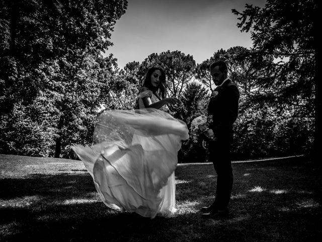 Le nozze di Giorgia e Giovanni
