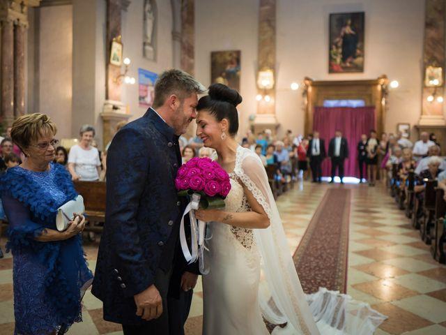 Il matrimonio di Giuseppe e Elisa a Verona, Verona 10