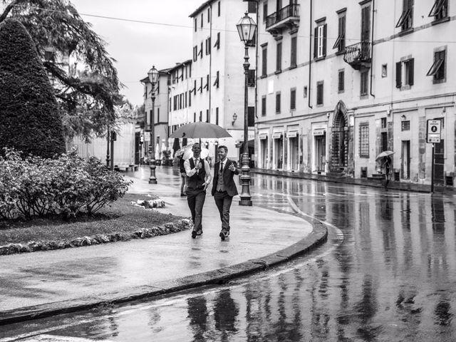 Il matrimonio di Jeremey e Nichol a Lucca, Lucca 7