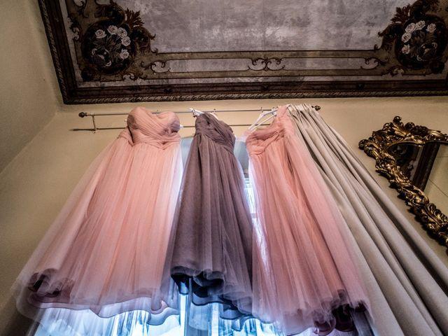 Il matrimonio di Jeremey e Nichol a Lucca, Lucca 13