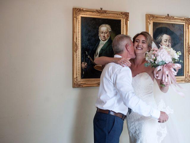 Il matrimonio di Jeremey e Nichol a Lucca, Lucca 25